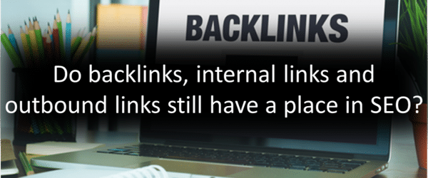 are links still important for seo